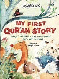 MY FIRST QURAN STORY - HC