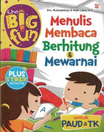 Buku The Big Fun Drs Mulyosantoso Mizanstore