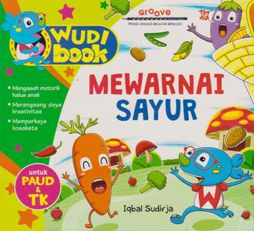 Buku Wudi Book Mewarnai Iqbal Sudirja Mizanstore