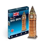 CUBICFUN BIG BEN MINI - 3D Puzzle