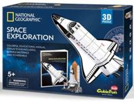 CUBICFUN SPACE EXPLORATION DS0970H - 3D PUZZLE