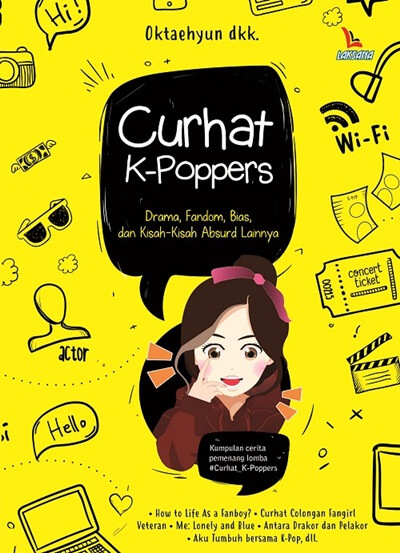 CURHAT K-POPPERS