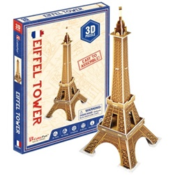 EIFFEL TOWER MINI - 3D PUZZLE
