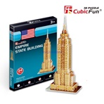 EMPIRE STATE BUILDING MINI - 3D PUZZLE