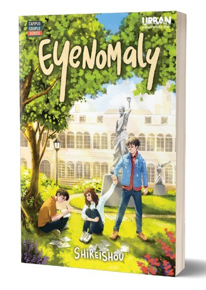 EYENOMALY - CAMPUS COUPLE SERIES (PRE ORDER)