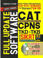 FULL UPDATE SOFTWARE CAT CPNS REVISI TERBARU (BONU