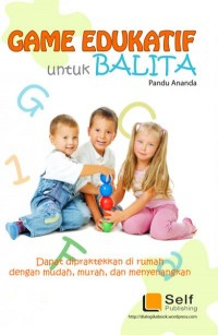 Game Edukatif untuk Balita (Self Publishing)
