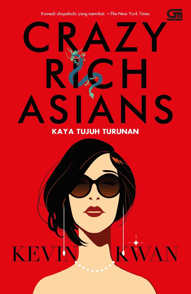 KAYA TUJUH TURUNAN ( CRAZY RICH ASIANS )