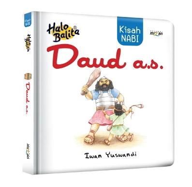 HALO BALITA: KISAH NABI DAUD A.S. (BOARDBOOK)-REPUBLISH