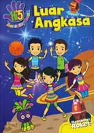 HI-5 ACTIVITY BOOK: LUAR ANGKASA