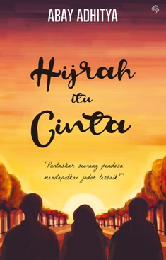 buku hijrah itu cinta abay adhitya mizanstore