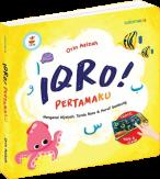 IQRO! PERTAMAKU (BOARDBOOK)
