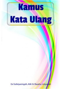 Kamus Kata Ulang (Self Publishing)