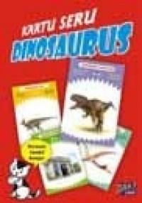 Kartu Seru Dinosaurus