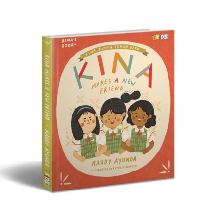 KINA'S STORY: KINA MAKES A NEW FRIEND