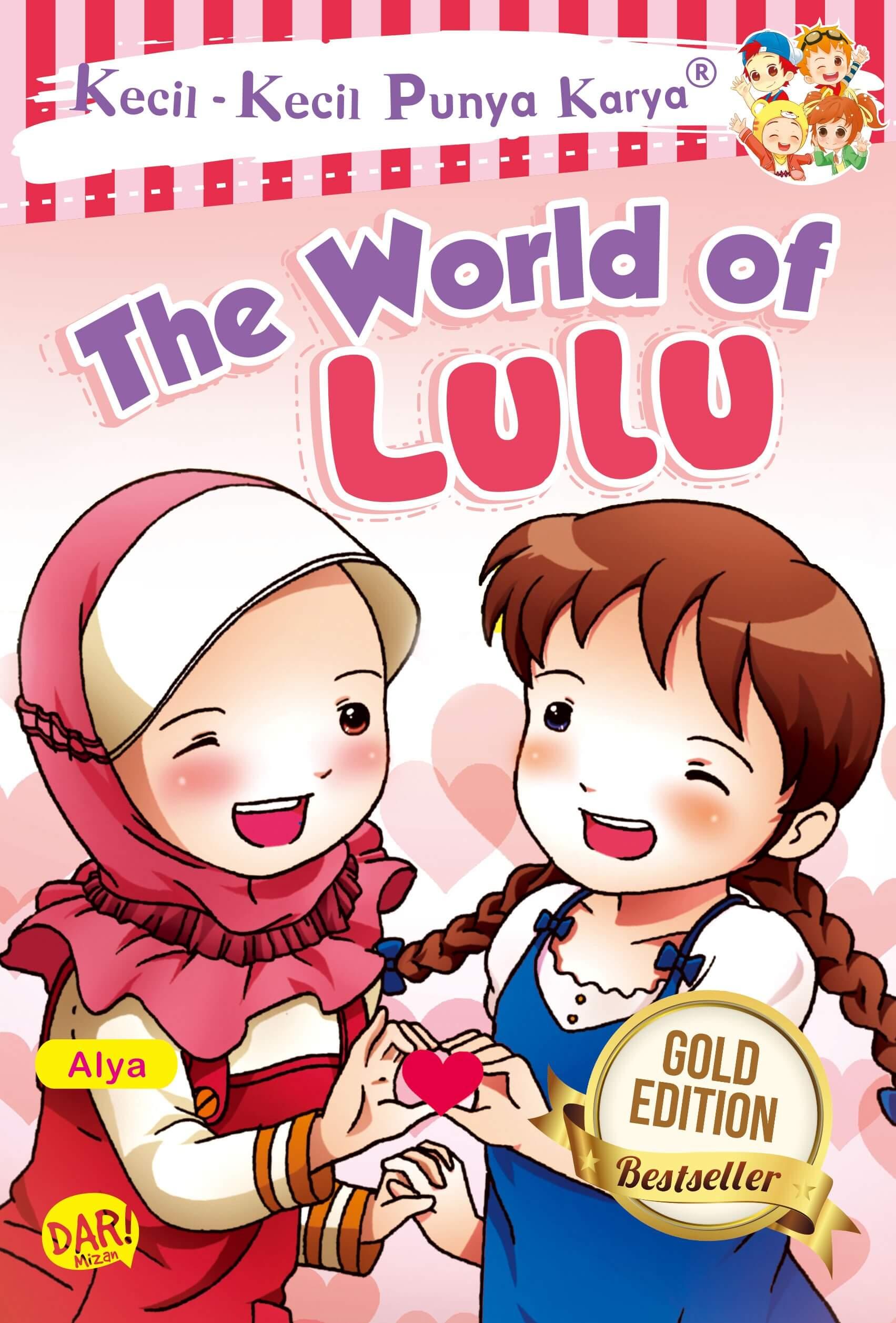 KKPK.THE WORLD OF LULU (REPUBLISH)