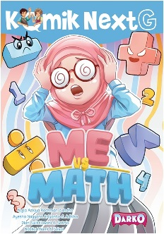 KOMIK NEXT G ME VS MATH
