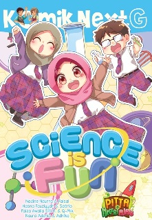 KOMIK NEXT G SCIENCE IS FUN