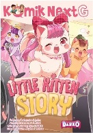 KOMIK NEXT G LITTLE KITTEN STORY