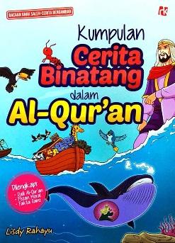 Buku Kumpulan Cerita Binatang Lisdy Rahayu Mizanstore