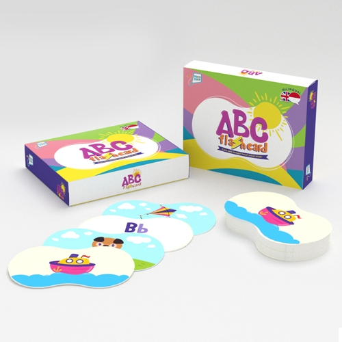 FLASH CARD: ABC