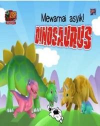 Mewarnai Asyik: Dinosaurus