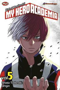 Kohei Horikoshi My Hero Academia 01