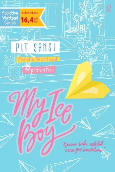 Buku My Ice Boy Pit Sansi Mizanstore