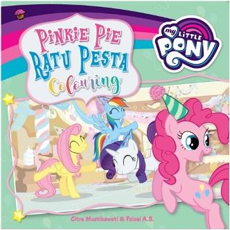 buku my little pony:… - citra mustikawati… | mizanstore