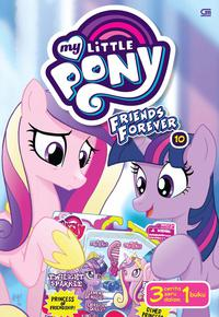MY LITTLE PONY FRIENDS FOREVER#10