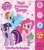 MY LITTLE PONY MAGIC FRIENDSHIP SONGS