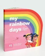 MY RAINBOW DAYS WITH SHAHMEER & DARIA #1