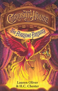 CURIOSITY HOUSE #3: THE FEARSOME FIREBIRD