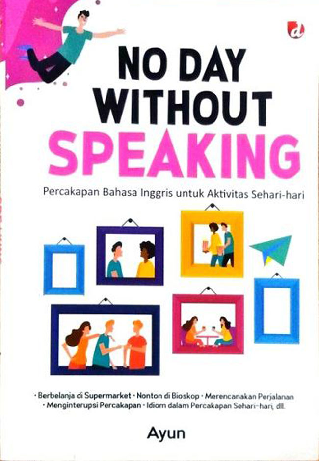 NO DAY WITHOUT SPEAKING