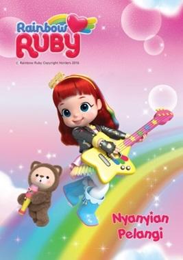SERI RAINBOW RUBY VOL.1: NYANYIAN PELANGI