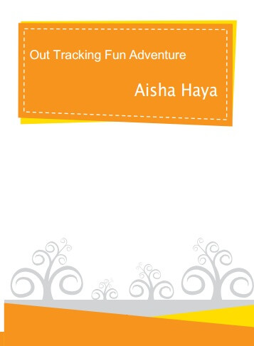 OUR TRACKING FUN ADVENTURE