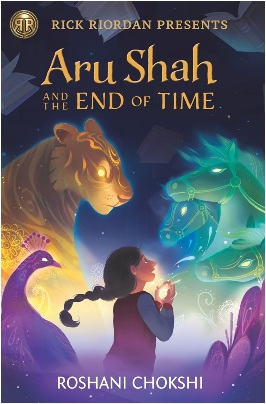 PANDAVA SERIES: ARU SHAH AND THE END OF TIME