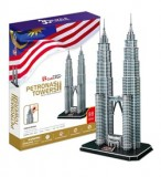 PETRONAS TOWERS L - 3D PUZZLE