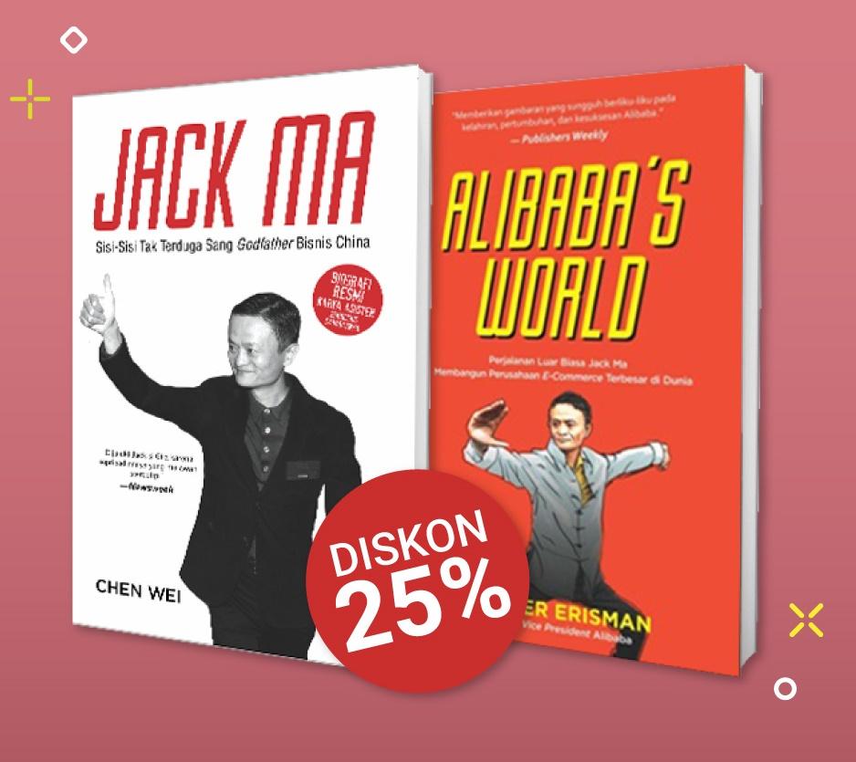 Special Bundling Seri Jack Ma