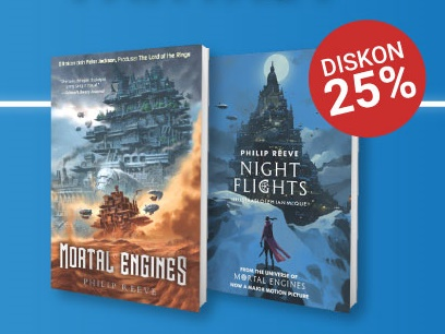 Special Bundling Hungry City Chronicles (Mortal Engines, Night Flights)