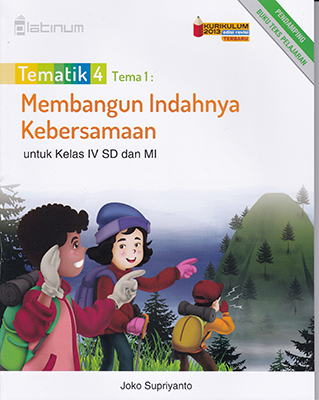 Buku Plt Tematik Sd Joko Supriyanto Mizanstore