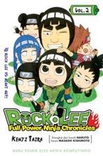 ROCK LEE - FULL POWER NINJA CHRONICLES 2 - ROCK LEE VS MIGHTY GUY