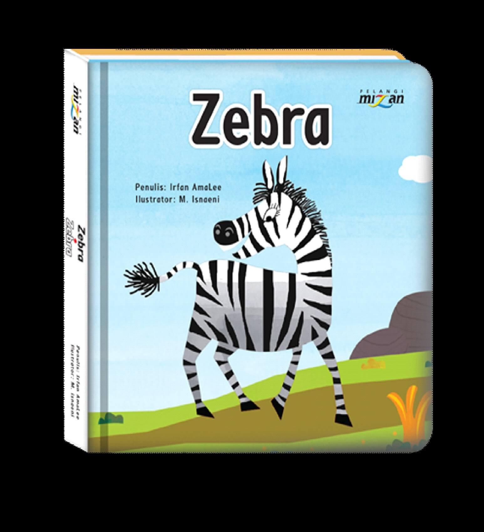 SERI 21 CENTURY SKILLS: ZEBRA (BOARDBOOK)