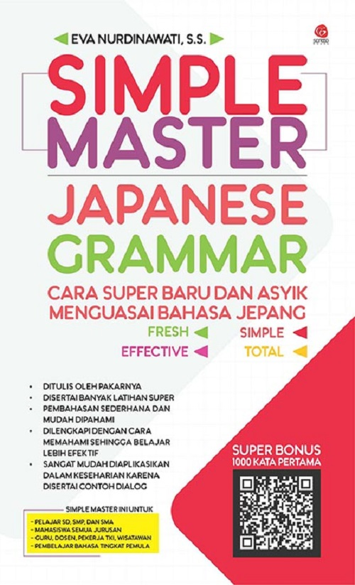 SIMPLE MASTER JAPANESE GRAMMAR