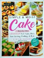 SIMPLE & MOIST CAKE