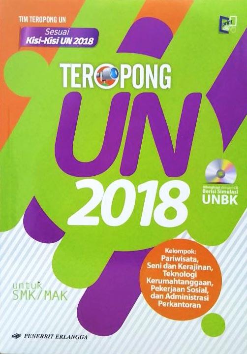 TEROPONG UN 2018 SMK PARIWISATA,SENI,KERAJINAN