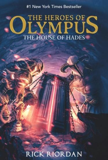 of olympus 4 of house book hades heroes
