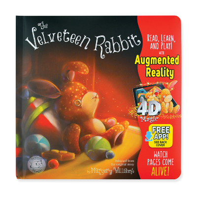 THE VELVETEEN RABBIT (AUGMENTED REALITY)