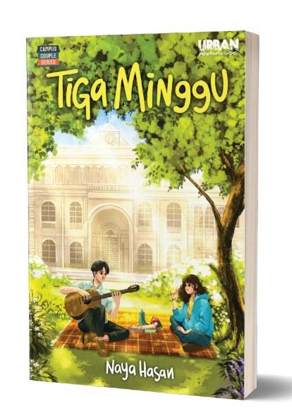 TIGA MINGGU - CAMPUS COUPLE SERIES (PRE ORDER)