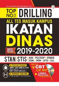 TOP NO.1 DRILLING IKATAN DINAS 2019-2020
